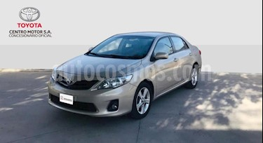 Foto venta Auto usado Toyota Corolla 1.8 XEi (2012) color Beige precio $360.000