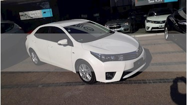 Foto venta Auto usado Toyota Corolla 1.8 XEi (2015) color Blanco precio $575.000