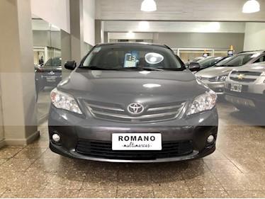 Foto venta Auto usado Toyota Corolla 1.8 XEi (2013) color Gris Oscuro precio $390.000