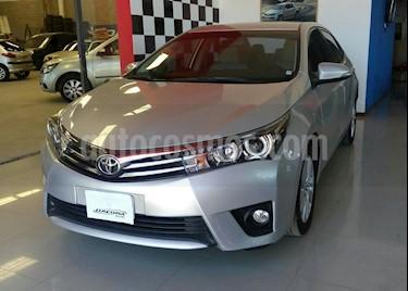 Foto venta Auto usado Toyota Corolla 1.8 XEi (2014) color Gris Claro