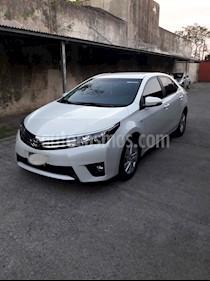 Toyota Corolla 1.8 XEi  usado (2016) color Blanco Perla precio $859.900