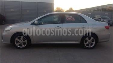 Foto venta Auto usado Toyota Corolla 1.8 XEi (2013) color Gris Plata  precio $368.000