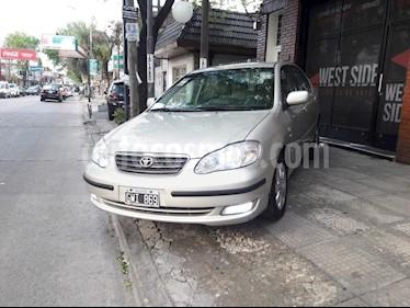 foto Toyota Corolla 1.8 XEi usado (2008) color Gris Plata  precio $290.000