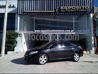Foto venta Auto usado Toyota Corolla 1.8 XEi (2009) color Negro precio $255.000