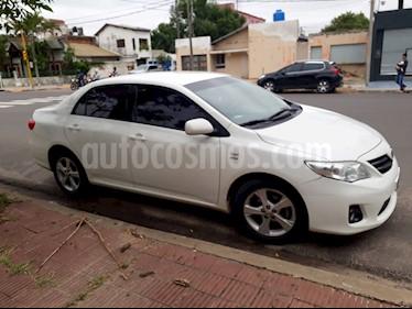 Foto venta Auto usado Toyota Corolla 1.8 XEi (2013) color Blanco