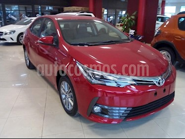 Foto venta Auto Usado Toyota Corolla 1.8 XEi (2018) color Rojo precio $702.000