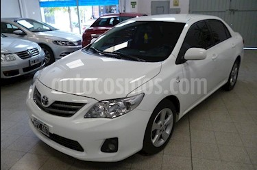Foto venta Auto usado Toyota Corolla 1.8 XEi (2013) color Blanco precio $390.000