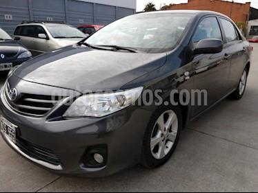 Foto venta Auto usado Toyota Corolla 1.8 XEi (2013) color Gris Plata  precio $420.000