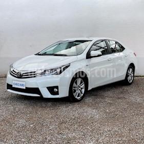 Foto venta Auto usado Toyota Corolla 1.8 XEi (2015) color Blanco precio $589.000