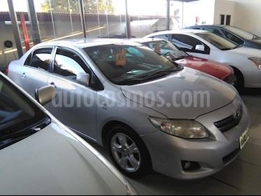 Toyota Corolla 1.8 XEi usado (2010) color Gris Claro precio $330.000