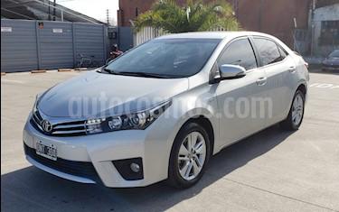 Foto venta Auto usado Toyota Corolla 1.8 XEi (2015) color Gris precio $620.000