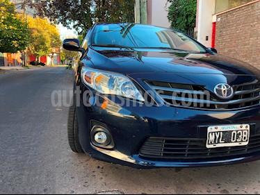 Foto Toyota Corolla 1.8 XEi usado (2013) color Azul Oscuro precio $340.000