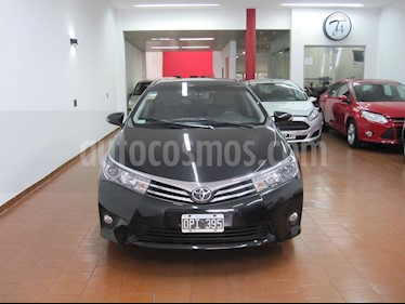 Foto venta Auto usado Toyota Corolla 1.8 XEi (2015) color Negro precio $530.000