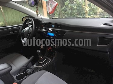 Toyota Corolla 1.8 XEi  usado (2017) color Azul precio $8.300.000