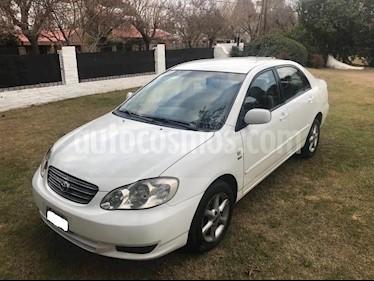 Foto venta Auto usado Toyota Corolla 1.8 XLi 2016-2017 (2005) color Blanco precio $215.000