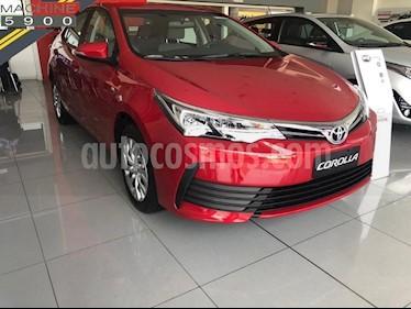Foto venta Auto usado Toyota Corolla 1.8 XLi 2016-2017 (2019) color Rojo precio u$s16.767