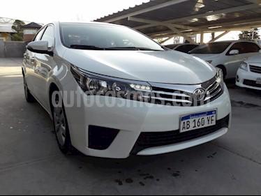 foto Toyota Corolla 1.8 XLi CVT usado (2017) color Blanco precio $770.000