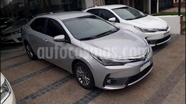 Foto venta Auto usado Toyota Corolla 1.8 XLi CVT (2018) color Gris Claro precio $380.000