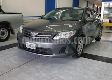 Foto venta Auto usado Toyota Corolla 1.8 XLi CVT (2013) color Gris Oscuro precio $360.000