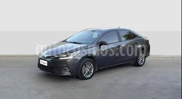 Foto Toyota Corolla 1.8 XLi CVT usado (2018) color Gris Oscuro precio $990.000