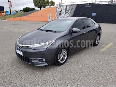 Foto venta Auto usado Toyota Corolla 1.8 XLi CVT (2018) color Gris Claro precio $1.200.000