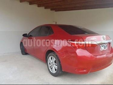 Foto venta Auto usado Toyota Corolla 1.8 XLi CVT (2015) color Rojo