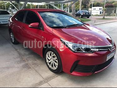 Foto venta Auto usado Toyota Corolla 1.8 XLi (2018) color Rojo precio $598.000