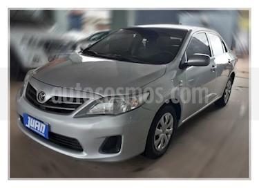 Foto venta Auto usado Toyota Corolla 1.8 XLi (2012) color Gris Claro precio $300.000