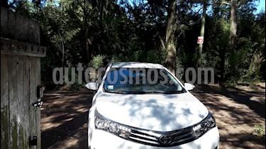 Foto venta Auto usado Toyota Corolla 1.8 XLi (2015) color Blanco precio $450.000
