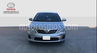 Foto venta Auto Usado Toyota Corolla 1.8 XLi (2012) color Gris Claro precio $260.000