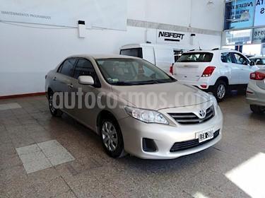 Foto venta Auto usado Toyota Corolla 1.8 XLi (2012) color Beige precio $111