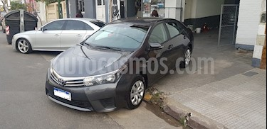 Foto venta Auto usado Toyota Corolla 1.8 XLi (2016) color Gris Oscuro precio $519.000