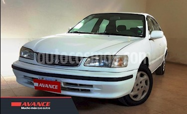 Foto venta Auto usado Toyota Corolla 1.8 XLi (2000) color Blanco precio $154.000