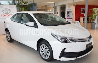 Foto venta Auto usado Toyota Corolla 1.8 XLi (2019) color Blanco precio $696.000