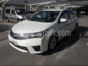 Foto venta Auto usado Toyota Corolla 1.8 XLi (2015) color Blanco precio $482.000