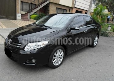 Toyota Corolla 1.8L Aut usado (2011) color Negro precio $20.000.000