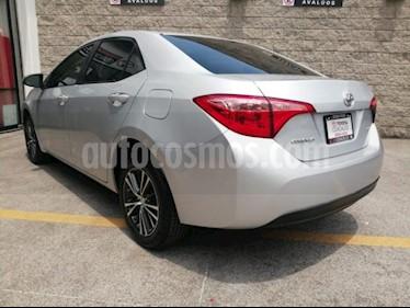Foto venta Auto usado Toyota Corolla 4p LE L4/1.8 Aut (2017) color Plata precio $250,000