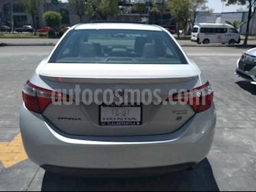 Foto venta Auto usado Toyota Corolla 4p S L4/1.8 Man (2014) color Plata precio $185,000