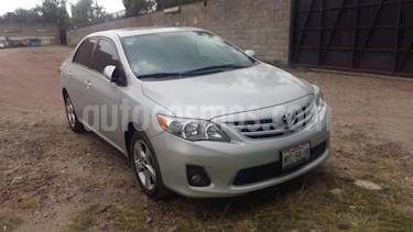 Foto venta Auto usado Toyota Corolla 4p XLE L4/1.8 Aut Q/C (2013) color Blanco precio $160,000