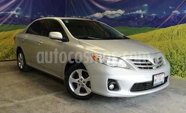 Foto Toyota Corolla 4p XLE L4/1.8 Aut Q/C usado (2013) color Plata precio $160,000