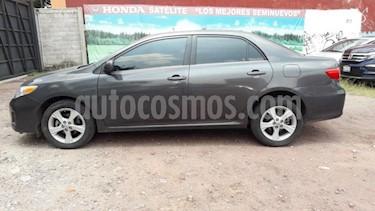 Foto venta Auto usado Toyota Corolla 4p XLE L4/1.8 Aut (2013) color Gris precio $168,000