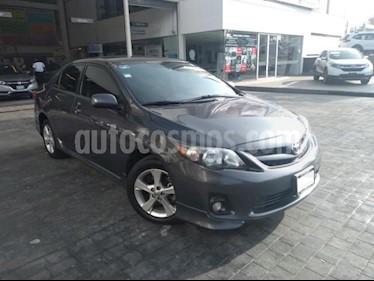 Foto venta Auto usado Toyota Corolla 4p XRS L4/2.4 Aut (2013) color Gris precio $165,000