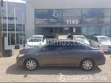 Toyota Corolla 1.8 XLi usado (2012) color Gris Oscuro precio $570.000