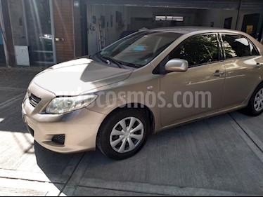 Toyota Corolla - usado (2009) color Beige precio $420.000