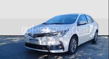 Toyota Corolla 1.8 XEi CVT usado (2019) color Blanco precio $1.350.000