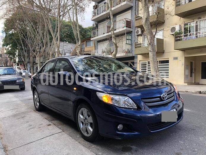 Toyota Corolla 1.8 XEi usado (2008) color Azul precio $544.900