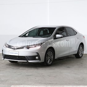 Toyota Corolla 1.8 XEi Aut  usado (2018) color Gris precio $1.124.000