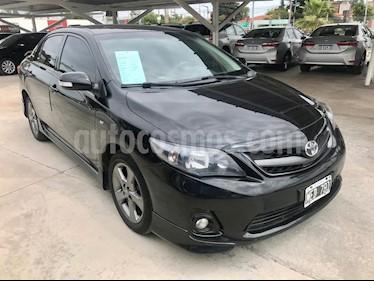 Toyota Corolla XRS usado (2013) color Negro precio $625.000