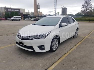 Toyota Corolla 1.8 XEi CVT usado (2015) color Blanco precio $750.000