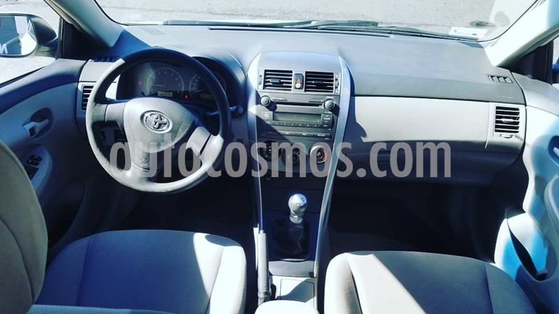 Toyota Corolla 1.8 XLi usado (2014) color Blanco precio $910.000